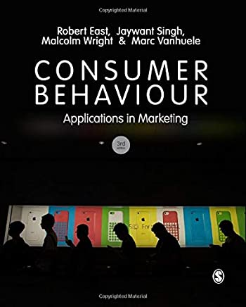 Consumer Behaviour: Applications in Marketing