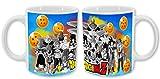 Los Eventos de la Tata. Taza de café original para regalar Dragon Ball Z Todos los personajes