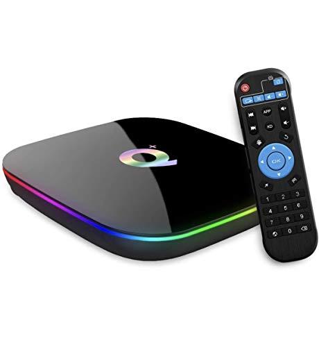 Leovin Box Smart TV Android 10.0 Q-Plus 4+64gb Mediaplayer 8K WiFi