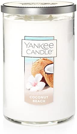 Yankee Candle Large 2 Wick Tumbler Candle Coconut Beach product image