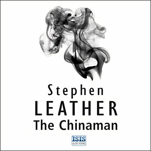 The Chinaman audiobook cover art