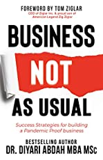 Image of Business NOT as Usual:. Brand catalog list of Morgan James Publishing.