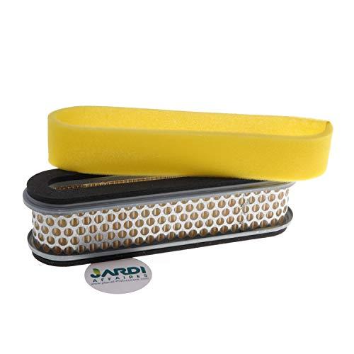 Luftfilter 203x 54x 51mm für Rasenmäher Kubota 5und 6CV ersetzt 12681–11220