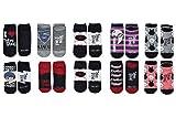 Tokyo Ghoul Socks Cosplay (10 Pair) - (Women) Tokyo Ghoul Gifts Merchandise Low Cut Socks - Fits Shoe Size: 4-10 (Ladies)