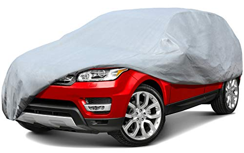 Leader Accessories Xtreme Guard 5 Layers SUV Car Cover Waterproof Breathable Outdoor Indoor (SUV up to 20'0')