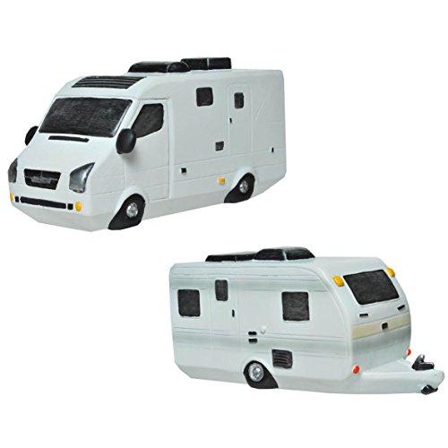 Spardose Camping Wohnwagen, Wohnmobil