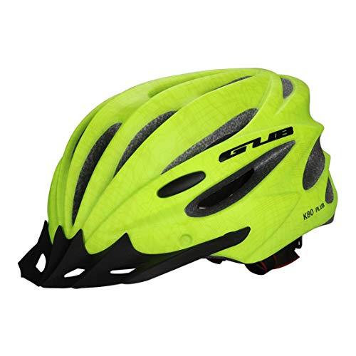 zhouweiwei Casco de Bicicleta Gub K80 Plus con Gafas Gafas de conducción...