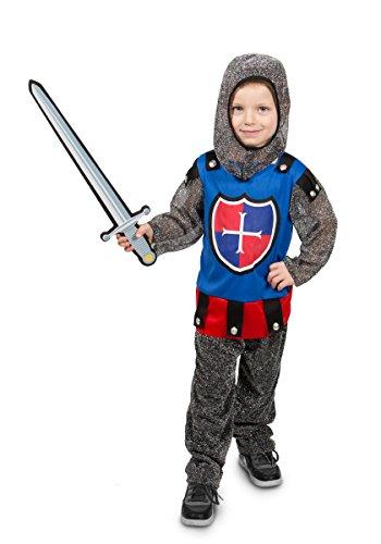 Folat 63273 Ritter-Kostüm, Jungen, Größe 116-134