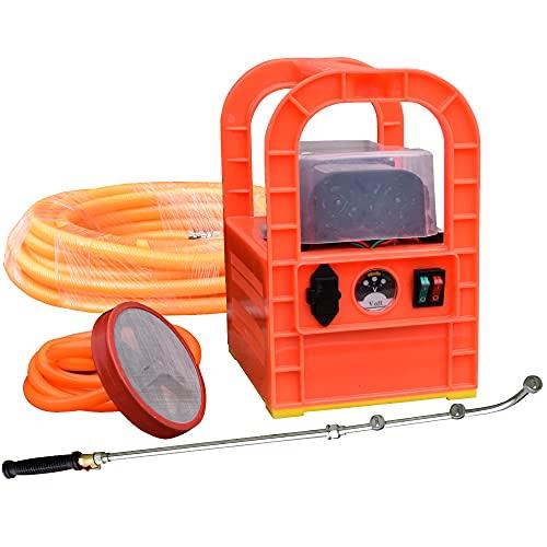 置き型 電動噴霧器 1個 充電式 コードレス バッテリー式 除草剤 充電 害虫駆除 農薬 消毒 除草 肥料 散水 家庭用 動噴 軽トラ 国華園
