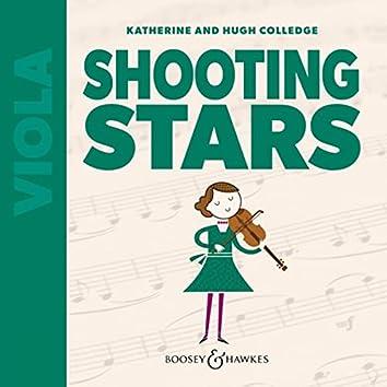 Katherine & Hugh Colledge: Shooting Stars for Viola