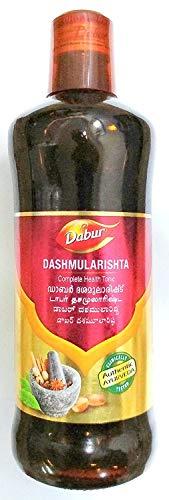 Dabur Dashmularishta Utile dans la faiblesse générale 450ml