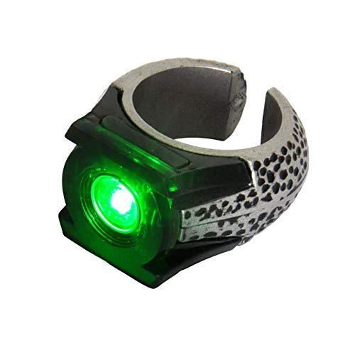 Green Lantern - energa anillo con efectos de luces