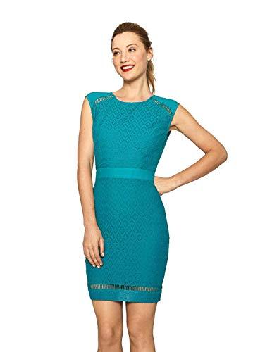 Surkana jurk Pabo kobaltblauw - - Small
