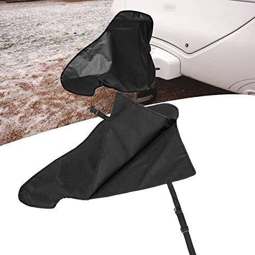Deichselhaube Für Wohnwagen Anhänger, Deichselabdeckung Schutzhülle für die Anhängerdeichsel Schutzabdeckungen Zubehör Regen Schnee Staubschutz
