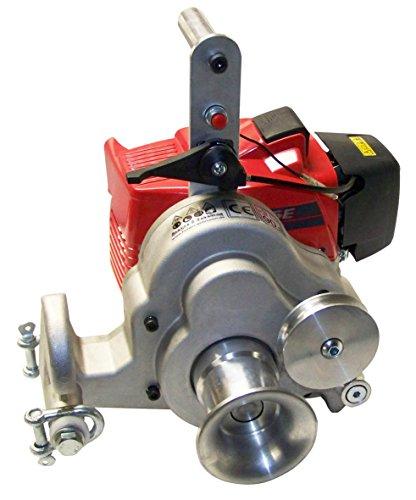 Berger + Schröter 31593 Spillwinde mit Kawasaki Motor TJ-35E 1,38 PS, 35ccm