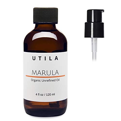 マルラオイル120ml(未精製)ポンプ付き遮光瓶MarulaOil100%pureandnaturalマルラオイル