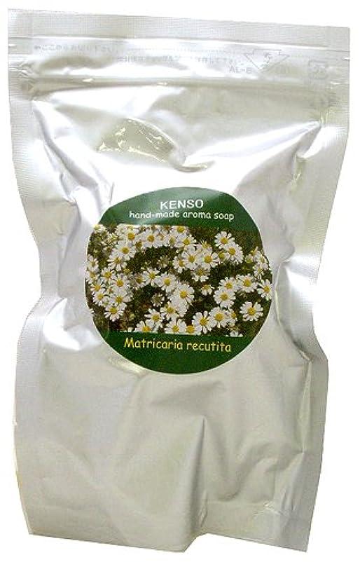 メンタルパン屋メトロポリタンケンソー アロマグリセリンソープ カモマイルソープ 50g