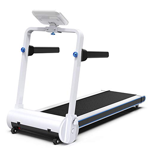 Discover Bargain BZLLW Folding Treadmill Electric Motorized Power Walking Jogging Running Exercise F...