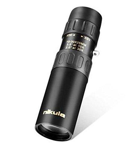 New arrnj Nikula 10-30 X 25mm Zoom Monocular