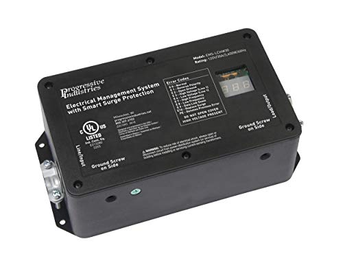 Hardwired EMS-LCHW30 RV Surge & Electrical Protector