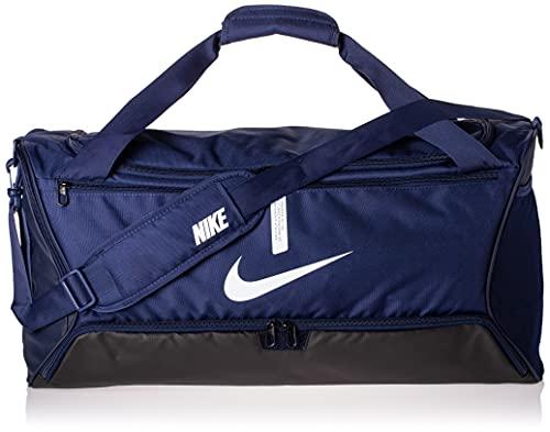 Nike Academy Team-Sp21 Sacs de sport Mixte, Midnight Navy/Noir/Blanc, Taille unique