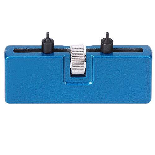 Herramienta de apertura de reloj, abridor de caja de reloj portátil para reemplazo de batería para reparación de relojes