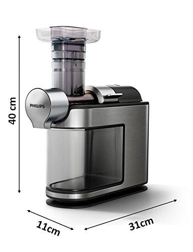 Philips HR1949/20 Slow Juicer Entsafter Bild 3*