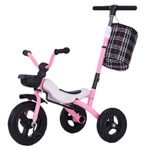 Triciclo Trike Triciclo triciclo del bebé azul, niños de m