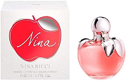 Nina Ricci Nina Eau de Toilette Vaporizador 50 ml