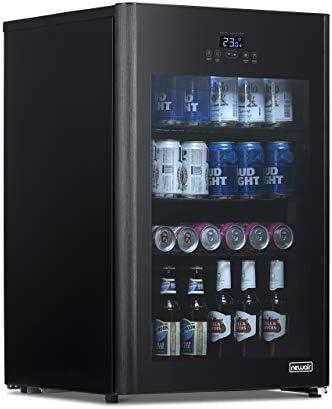 Top 10 Best beer fridge with glass door Reviews