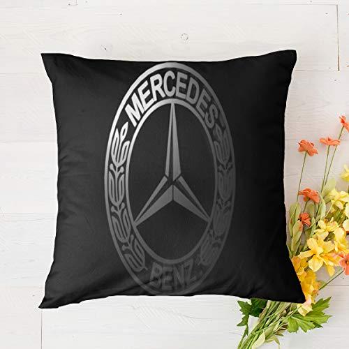 Almohadas Mercedes Benz, Ultrabounce para dormir lateral/espalda/estómago y dolor de cuello, antipolvo, lavable