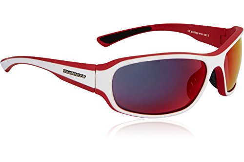 Swiss Eye Sportbrille Freeride, Red Matt