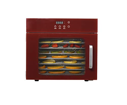 Read About Kolice Commercial Tabletop 8-Layers Dried Fruit Machine, Drying Machine,Food Preserver, F...