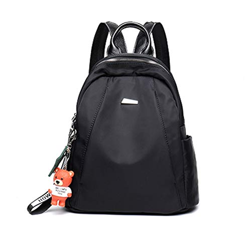 ZYF Backpacks Backpack travel laptop backpack, business waterproof anti-theft ultra-thin and durable laptop backpack, suitable for 10-inch laptops, (Size : Small)