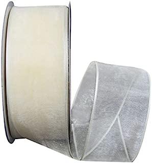 Best sheer ivory ribbon Reviews