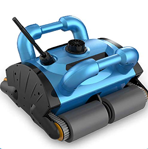Best Review Of AHELT-J Robotic Pool Cleaner with Powerful Dual Scrubbing Brushes, Ideal for In-groun...