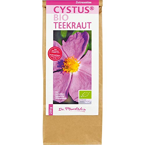 Dr. Pandalis GmbH & CoKg Naturprodukte -  Cystus Bio Teekraut
