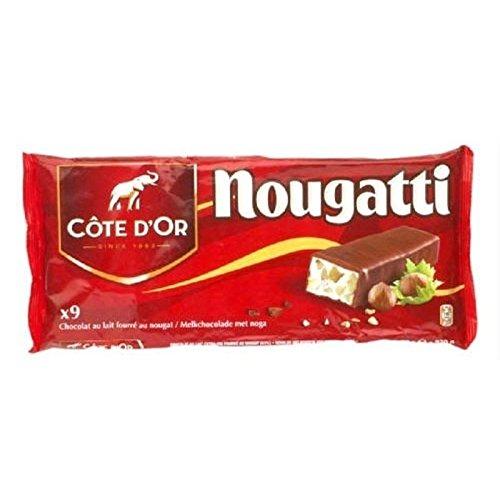 Côte d'or Nougatti 9 X 30G - Paquet de 2