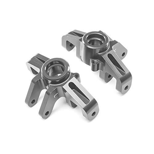 Losi Aluminum Front Spindle Set: Super Baja Rey