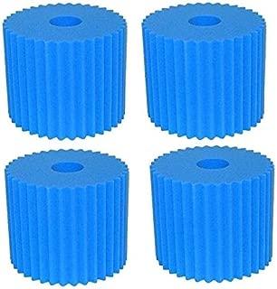 Filters 4 for Centralux Aerus Central Vacuum Foam Replacement