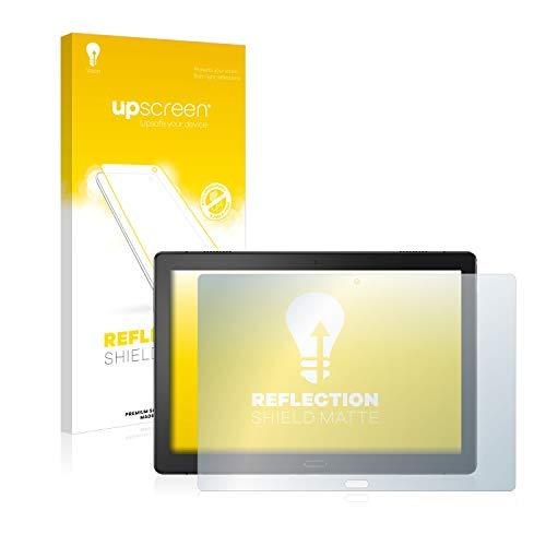 upscreen Entspiegelungs-Schutzfolie kompatibel mit Lenovo Tab P10 (10,1