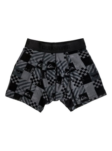 Quiksilver Jungen Underwear ESS Imposter C X3, Black, 8\', KRBUW021-BLK