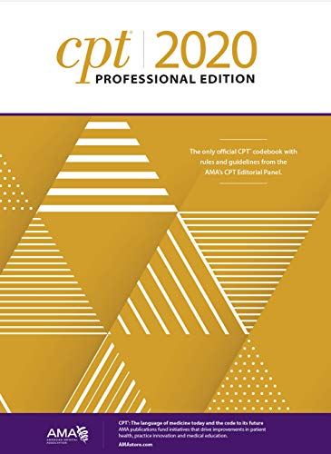 CPT Professional 2020 (CPT / Current Procedural Terminology (Professional Edition)) de [American Medical Association]