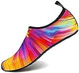 VIFUUR womens unisex-adult VIFUUR-FUwatershoes Water Shoes for Women Kids Men Multi Size: 7.5-8.5