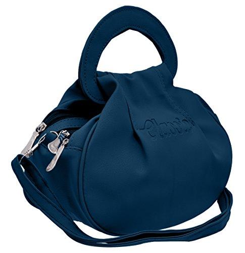 BFC Women's Sling Bag (Navy Blue)