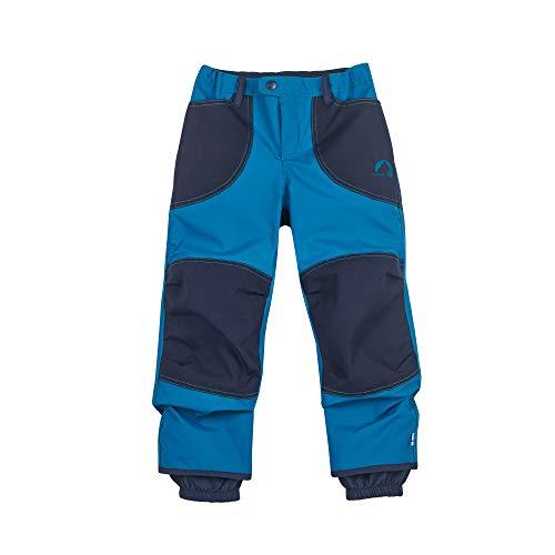 Finkid Tobi wetterfeste Kinder Outdoor Hose mit Po- und Knieverstärkungen