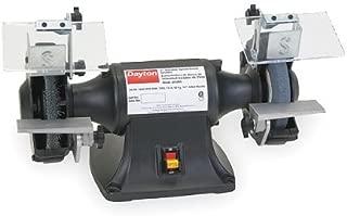 DAYTON 2LKR5 Bench Grinder,6 In,1/4 HP,115V,3 A