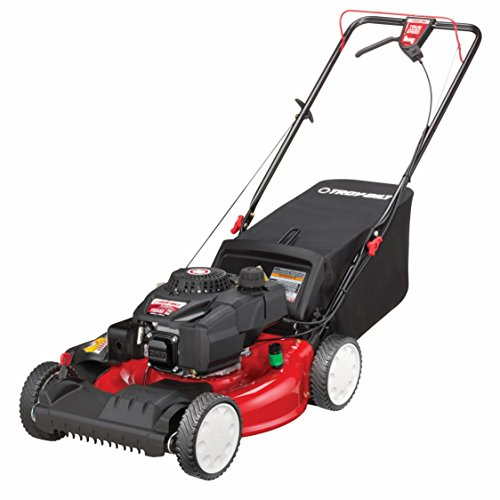 Troy-Bilt TB220 159cc 21-Inc h FWD High Wheel Self-Propelled...