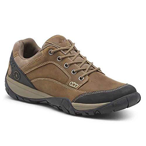 G.H. Bass & Co. Zapatos de piel para hombre, estilo informal, tamaño y color - Kevin, Caminar, 10.5, Marrón