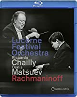 Piano Concerto 3 [Blu-ray]